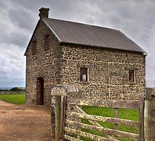Historic Highfield Site Chapel by Elaine Short