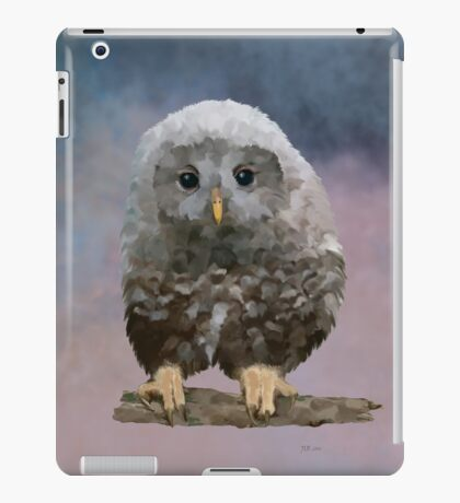 Owlet iPad Case/Skin