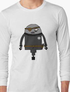 Nick Furious Long Sleeve T-Shirt