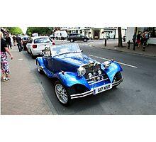 THE JBA SPORTS CAR-THE FALCON Photographic Print
