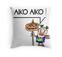 Aiko Aiko draft Throw Pillow