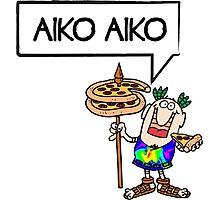 Aiko Aiko draft Photographic Print