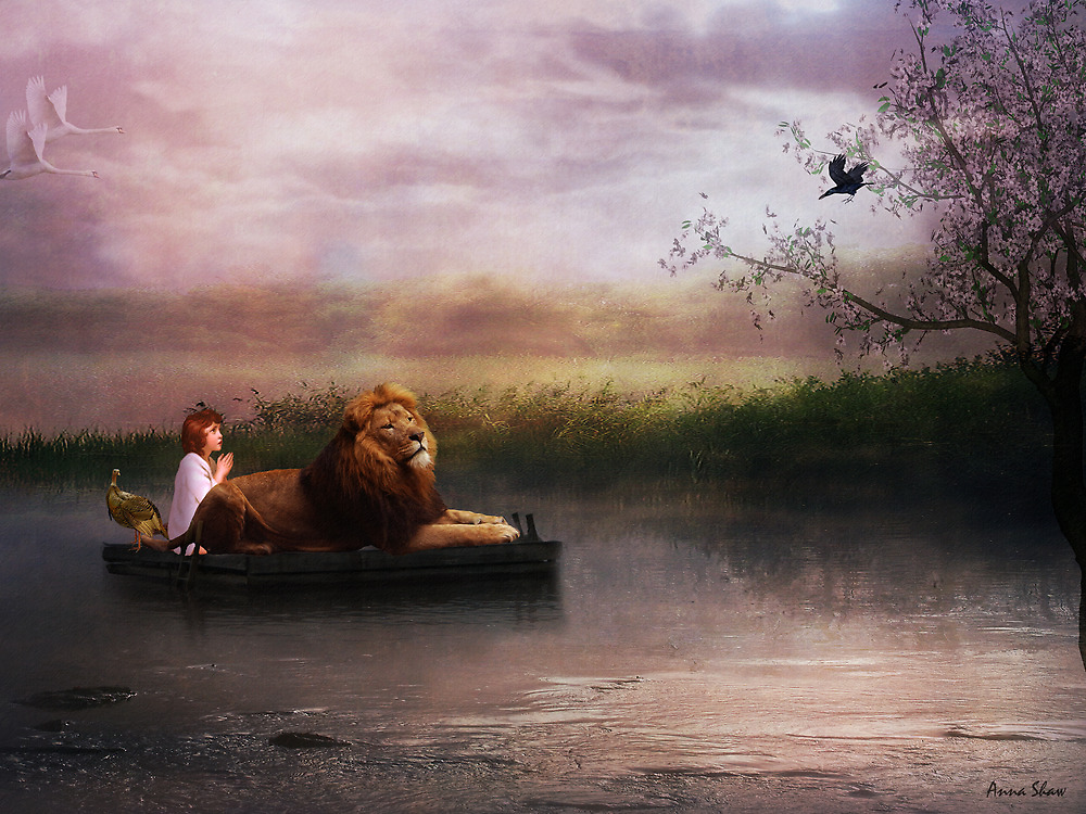 """""""Hush Little Baby , Don't You Cry"""", (The Imaginary Kingdom Series)) by Anna Shaw"""