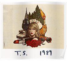 1989 (Polaroid Version) Poster
