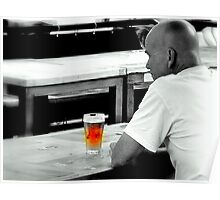 The Lonely Beer Poster