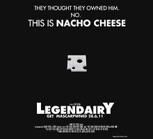 Legendairy Cheese Meets Lame Puns Unisex T-Shirt