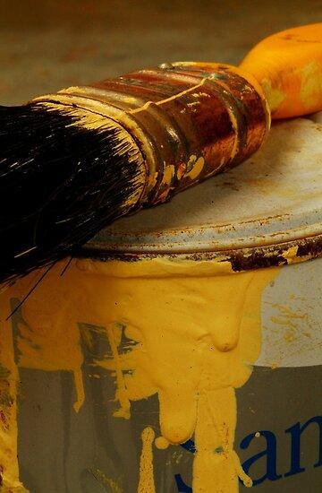Paint Job by Joe Mortelliti