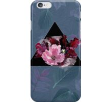 Tulips and Leaves iPhone Case/Skin