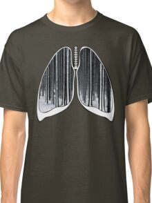 Lungs - Black Forest Classic T-Shirt