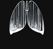 Lungs - Black Forest Unisex T-Shirt