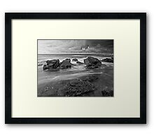 Winter Winds Framed Print