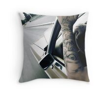 30.7.2010: Cruisin' Throw Pillow