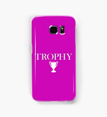 Trophy Wife Samsung Galaxy Case/Skin