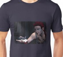 For The Birds: White-Breasted Nuthatch Unisex T-Shirt