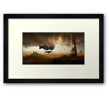 Endless Journey Framed Print