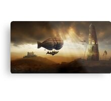 Endless Journey Metal Print