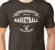 Vintage Basketball Unisex T-Shirt