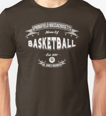 Vintage Basketball Unisex T-Shirt