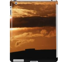 Grianian of Aileach Sunset ,Donegal, Ireland  iPad Case/Skin