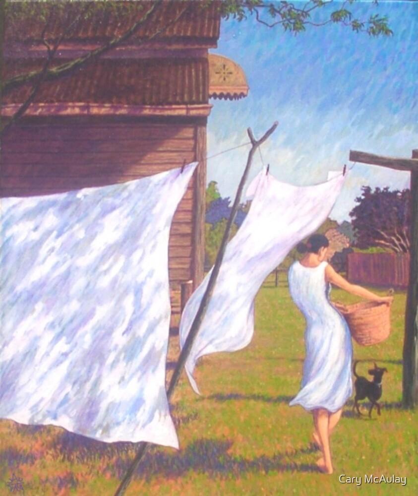 Morning Breeze by Cary McAulay