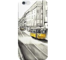 Streets of Portugal iPhone Case/Skin