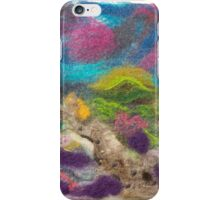 Moorland views iPhone Case/Skin