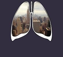 Lungs - Empire State Building Unisex T-Shirt