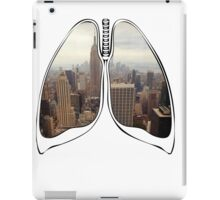 Lungs - Empire State Building iPad Case/Skin