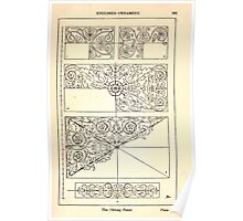 A Handbook Of Ornament With Three Hundred Plates Franz Sales Meyer 1896 0279 Enclosed Ornament Oblong Panel Poster
