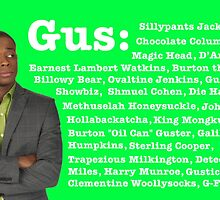 GUS! by Immortals