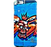 Street art in Reykjavik iPhone Case/Skin