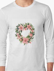 wreath Long Sleeve T-Shirt