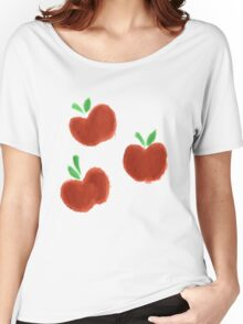 Painted Applejack Women's Relaxed Fit T-Shirt