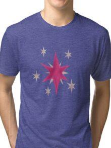 Painted Twilight Tri-blend T-Shirt