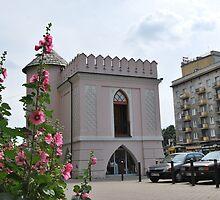 """""""Mauritanian house"""" - Old Mokotow in Warsaw, Poland by Lukasz Godlewski"""