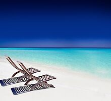Relax at the Beach  by Atanas Bozhikov Nasko