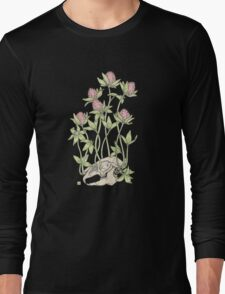 Red Clover All Over Long Sleeve T-Shirt