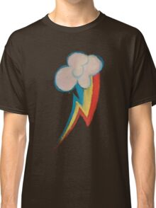 Painted Rainbow Classic T-Shirt