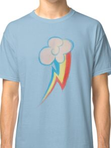 Painted Rainbow Classic T-Shirt