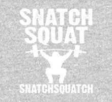 CrossFit Snatch Squat Snatchsquatch T Shirt Unisex T-Shirt
