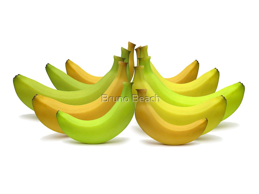 Bananas  by Bruno Beach
