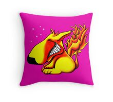 EBT Devil Throw Pillow