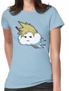 Cloud Puns! Womens Fitted T-Shirt