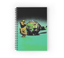 Toxic or treat? Spiral Notebook