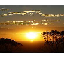 Teringie Sunset Photographic Print
