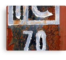 IC70 Canvas Print