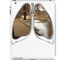 Lungs - Mississippi Head Water  iPad Case/Skin