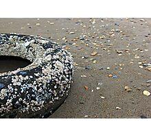 The Tire Photographic Print