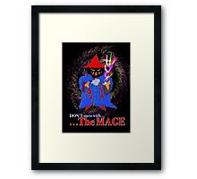 The Mage Framed Print