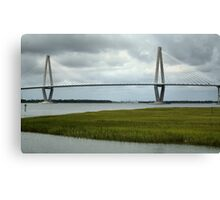 Beauty of Patriots Point  Canvas Print
